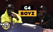 G4 Boyz On Beef In NYC, Tell A CRAZY Story About Their Jewelry & Continue The Jollof Wars