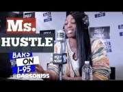 Ms. Hustle Bars on I-95 Freestyle