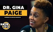 Dr. Gina Paige On The Importance In Finding Your Roots With African Ancestry