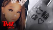 Ariana Grande Botches Tattoo … AGAIN! | TMZ TV