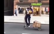 How Fedex Delivers Packages In New York City!