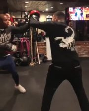 Got Them Hands Or Nah? Drake Shows Off His Boxing Skills During Training Session!