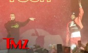 Drake Joins Meek Mill on Tour and Gives Him Ultimate Shout-Out | TMZ
