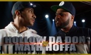 HOLLOW DA DON VS MATH HOFFA EPIC RAP BATTLE – RBE