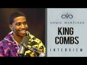 King Combs Opens Up About His Mother Kim Porter's Passing & Keeping The Bad Boy Legacy Going.