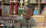 Meet The 8-Year-Old Refugee Who Won New York State's Chess Championship | NBC Nightly News