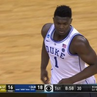 Zion Williamson Puts On An Absolute Show In 1st Round Matchup With North Dakota State
