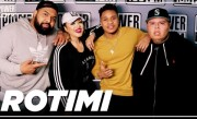 Rotimi On 'Power', Getting Advice From Jay-Z, New Music + Singing In Studio
