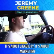 Jeremy Greene – Changing Your Life To A Millionaire Mindset