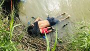 Sad: Photo Of Drowned Father & Daughter Sparks New Calls To Deal With Immigration Crisis!