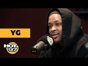YG Opens Up On Nipsey Hussle, Joint Project & 'Stop Snitchin' Video Response
