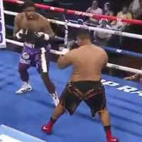 Bruh: Dude Really Flew Out The Ring Head First!