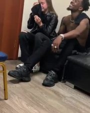 Fan Cries After Meeting Desiigner At His Show In Moscow!