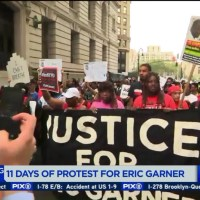 11 Days Of Outrage Continues As Family, Protestors Demand Justice For Eric Garner!