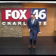 Cant Stop Wont Stop: Fox46 Meteorologist Still At It With The Dance Moves!
