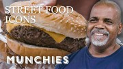 $2 Burgers in Harlem – Street Food Icons
