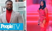 50 Cent Apologizes To Megan Thee Stallion For Sharing Meme Of Shooting Incident