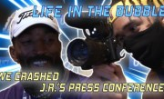 Life in the Bubble – We Crashed JR Smith's Press Conference! 😂 | JaVale McGee Vlogs