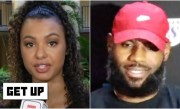 LeBron speaks out against racial injustice and advocates for justice for Breonna Taylor | Get Up
