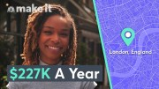 Living On $227K A Year In London, England | Millennial Money