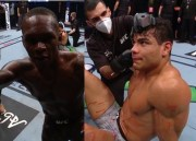 The Disrespect: UFC Fighter, Israel Adesanya aka Izzy, Break Dances After Beating Costa… Then Told Another Man He Would Bust All Over Him!