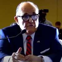 Watch again: Giuliani attends election hearing in Gettysburg, Pennsylvania