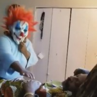 Auntie Scared The Daylights Out Unc With This Prank!