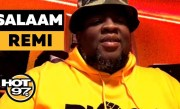 Salaam Remi On The Fugees, Verzuz Battle, + Drops Gems For New Artists!