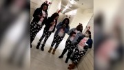 "Say What? Girl Group Goes By The Name ""Throat Baby Carolers"""