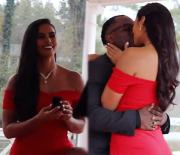 Is This What Its Come Down To? Woman Surprises Her Man By Proposing To Him!