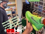 2 Female Sneaker Store Employees Both Get Fired After Being Exposed For Back-Dooring Raffle For The New KOBE 6 Grinch On TikTok!