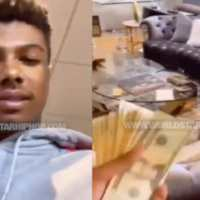 Blueface Shows How You Finesse A Deal On Furniture!