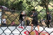 A Tai-Chi Master Challenged An MMA Fighter In Match, The Fight Ended In 10 Seconds!