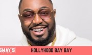 DJ Hollyhood Bay Bay on Sway In the Morning | SWAY'S UNIVERSE
