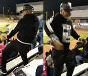 He Needs Some Milk: Unk Was Too Lit At This High School Football Game And Took A Hard Fall!