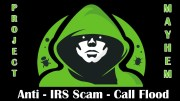 Revenge on a Tech Support Scam – Call Flooder [Surprised IRS Scam Too]