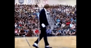 The Time Bret Nichols Came Back To His Old High School And Killed It With His Michael Jackson Performance!