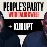 Talib Kweli & Kurupt Talk Freestyling With Snoop, DPG, 2Pac, East-West Rivalry | People's Party Full