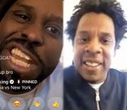 """He's The Most Sensitive MF In The Planet"" Funk Flex Explains Why Jay-Z Is Not On Social Media!"