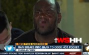 California Man Arrested For Breaking Into Bank To Heat Up A Hot Pocket…. Was Singing The Jingle On TV!
