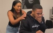 Proud Mother Reacts To Her Son Passing The Bar Exam!