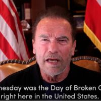 Arnold Schwarzenegger Calls Trump The Worst President Ever & Has A Message For Maga Supporters... Goes In The People Who Attacked The Capital!