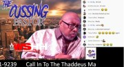 """[:en]When Calling A """"Cussing Pastor"""" Goes Wrong: Mother Confronts A Pastor About His Cussin… Gets Dog Walked On His Live! """"What Kind Of Preacher Are You""""[:]"""