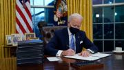 President Biden Signs Executive Orders On COVID-19 Mask Mandate, Promote Racial Equity, Rejoining Paris Accord & More!