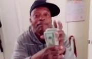 Pops Went Viral On TikTok By Singing A Song Talking About Getting His Stimulus!