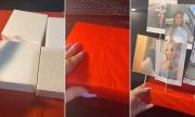 Super Petty: Wife Gifts Her Husband Pictures Of All The Woman's Pics He Liked On Instagram For Valentine's Day!