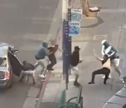 Just Terrible: Man Gets Robbed, Shot, And Pistol-Whipped While Shopping With Toddler In Downtown LA!