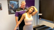 Getting Adjusted Thoroughly With Full Body X, Y & Z Axes By Houston Chiropractor Dr Greg Johnson
