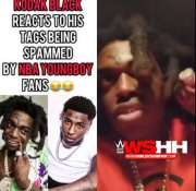 "Kodak Black Beefin' With NBA Youngboy!? Claims Youngboy Playing Internet Street Games… Allegedly Spamming Tags On His Social Media! ""Gay Azz Nucca"""