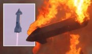 Damn: SpaceX Starship SN10 Prototype Successfully Lands Only To Explode Minutes Later!